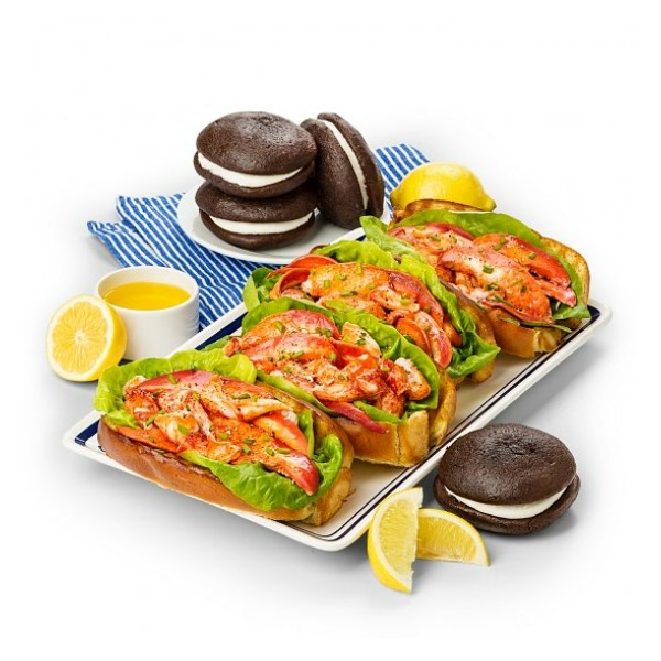 Lobster Roll and Whoopie Pie Feast