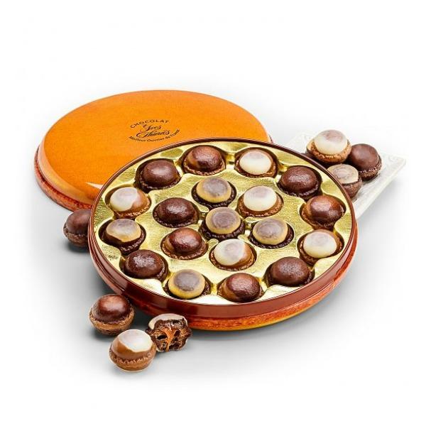 Fine French Chocolate Macaron Gift   FoodGiftsDelivered.com