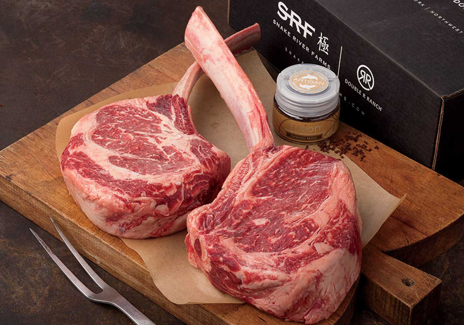 Tomahawk Steak Bundle